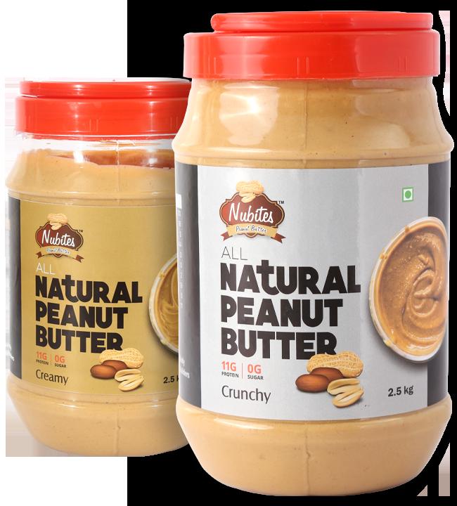 Nubites Peanut Butter Creamy