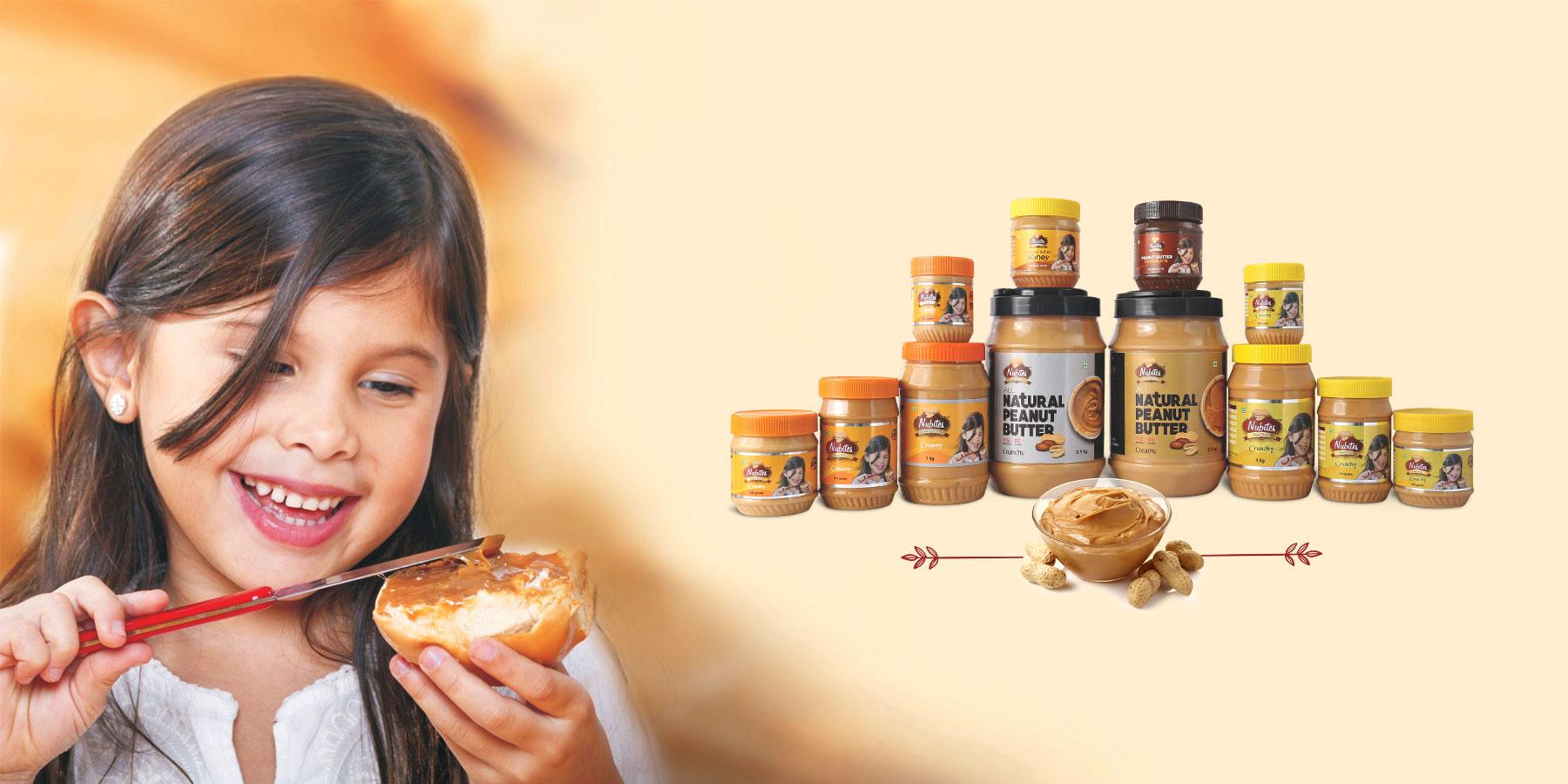 Nubites Peanut Butter